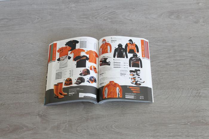 Gestaltung Katalog