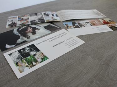 Fotografie Flyer Gestaltung