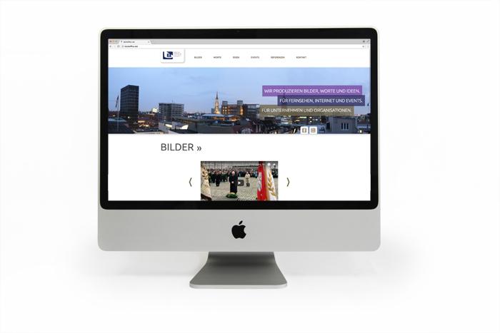 Webdesign Webseite