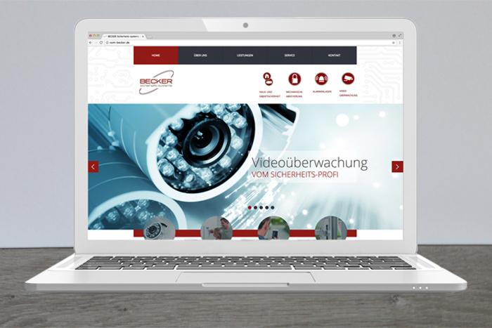 Webseite Gestaltung Programmierung